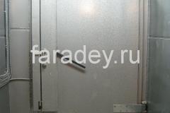 Двери экранированные автоматические