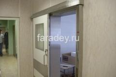 Двери, окна для рентген кабинета